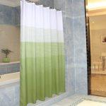 Rideau de douche blanc vert – Le Marché du Rideau