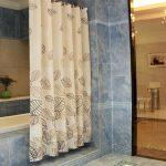 Rideau de douche beige style nature – Le Marché du Rideau