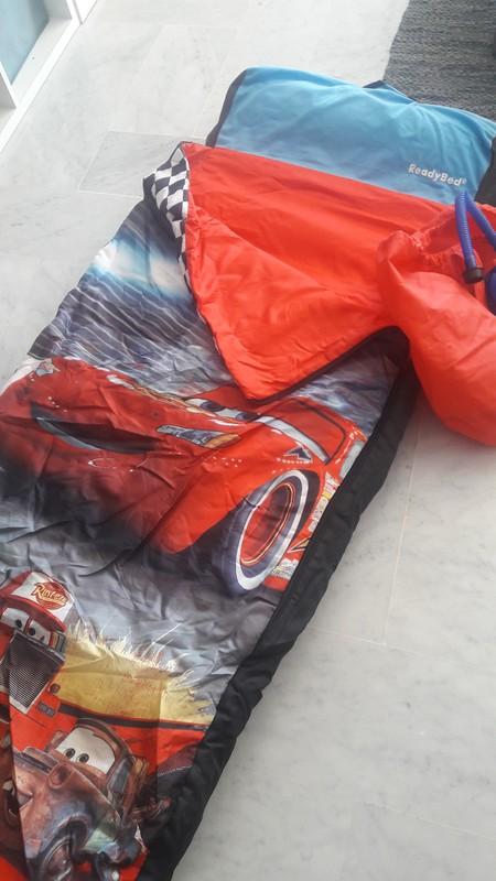 sac de couchage cars avec matelas gonflable intégré – Vinted