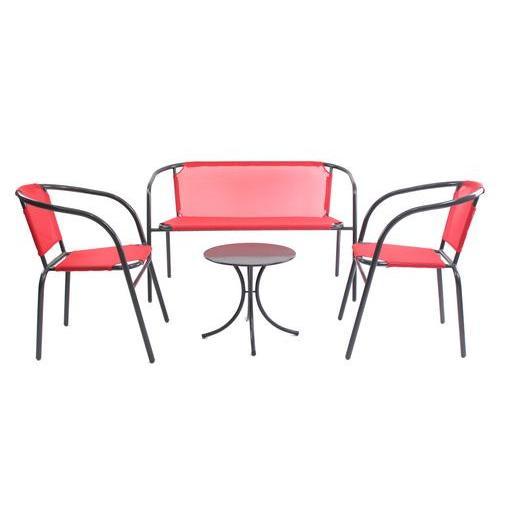 Salon De Jardin Tables Et Chaises De Jardin La Foir Fouille