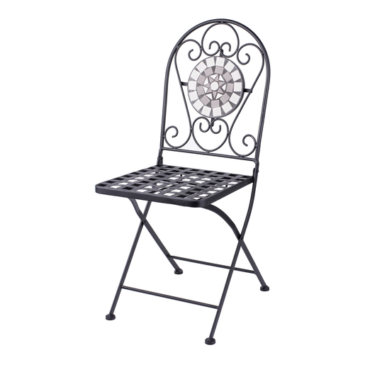 Chaise Bosa - MOOREA - Mobilier de jardin | La Foir\'Fouille