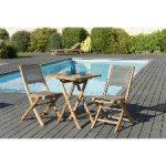 Résultats de recherche pour Lot de 2 chaises de jardin pliante – Twenga