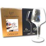 No Name – Boite de 6 verres CetS open Up 32cl – pas cher Achat …