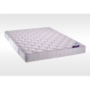 Dunlopillo Matelas en latex Volcan 140 x 190 cm 2 faces de couchage