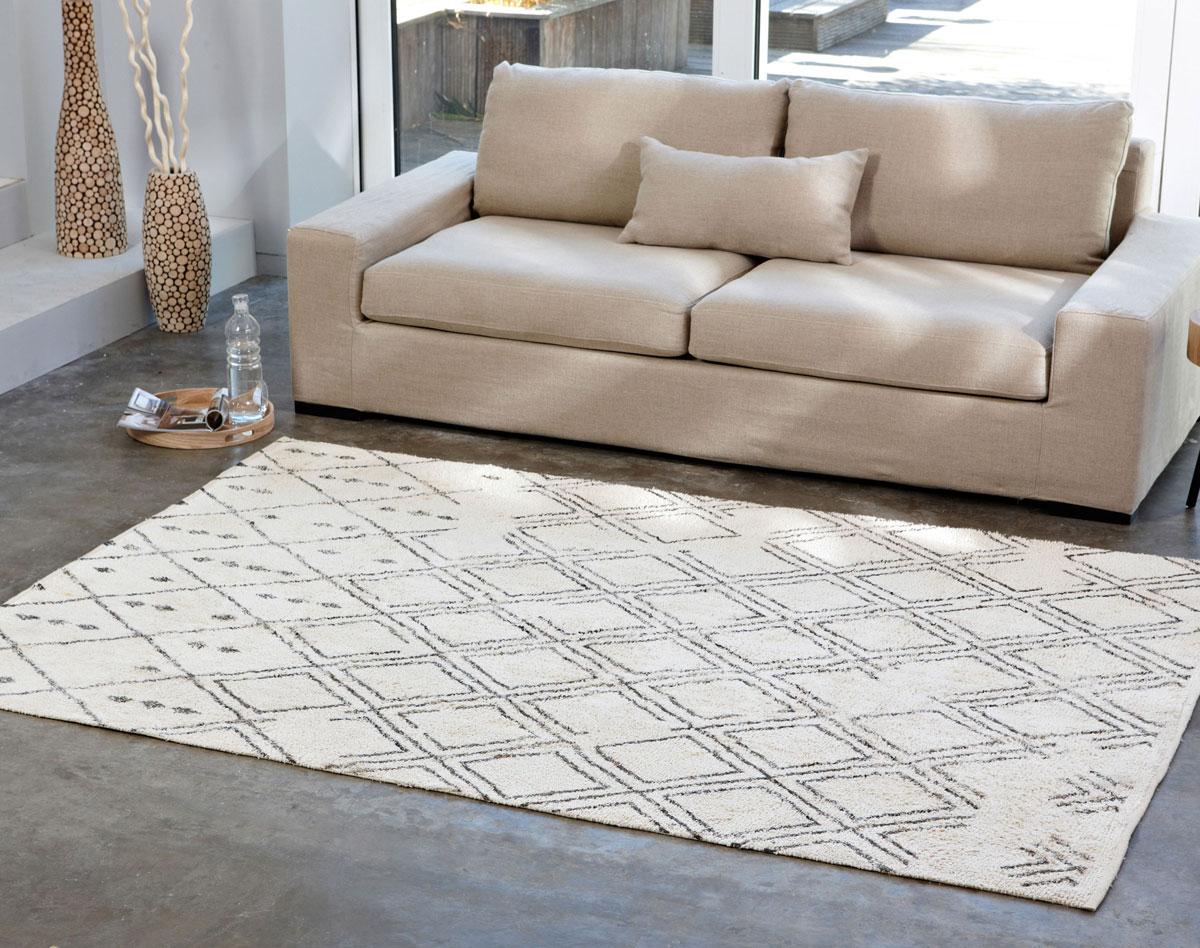 Tapis Et Canapé D Angle tapis style berbère - becquet crÉation | becquet