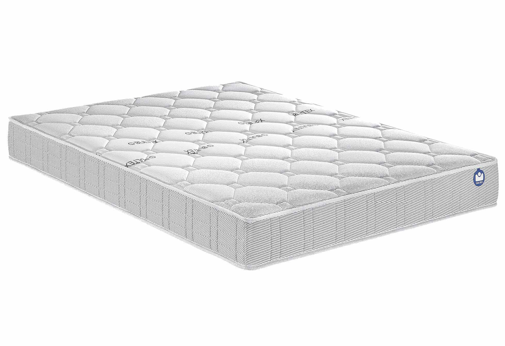 Matelas Mousse Bultex SILVERY 90x190 (1 pers) ...