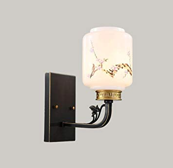 Simple Lampe Chambre Fzw Mur Salon Chinois De Nouveau wOmN0Pv8ny