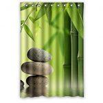 Custom Awesome Galets Vert en bambou et tissu polyester imperméable …