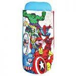 Marvel Avengers Junior ReadyBed enfants Matelas gonflable et sac de couchage