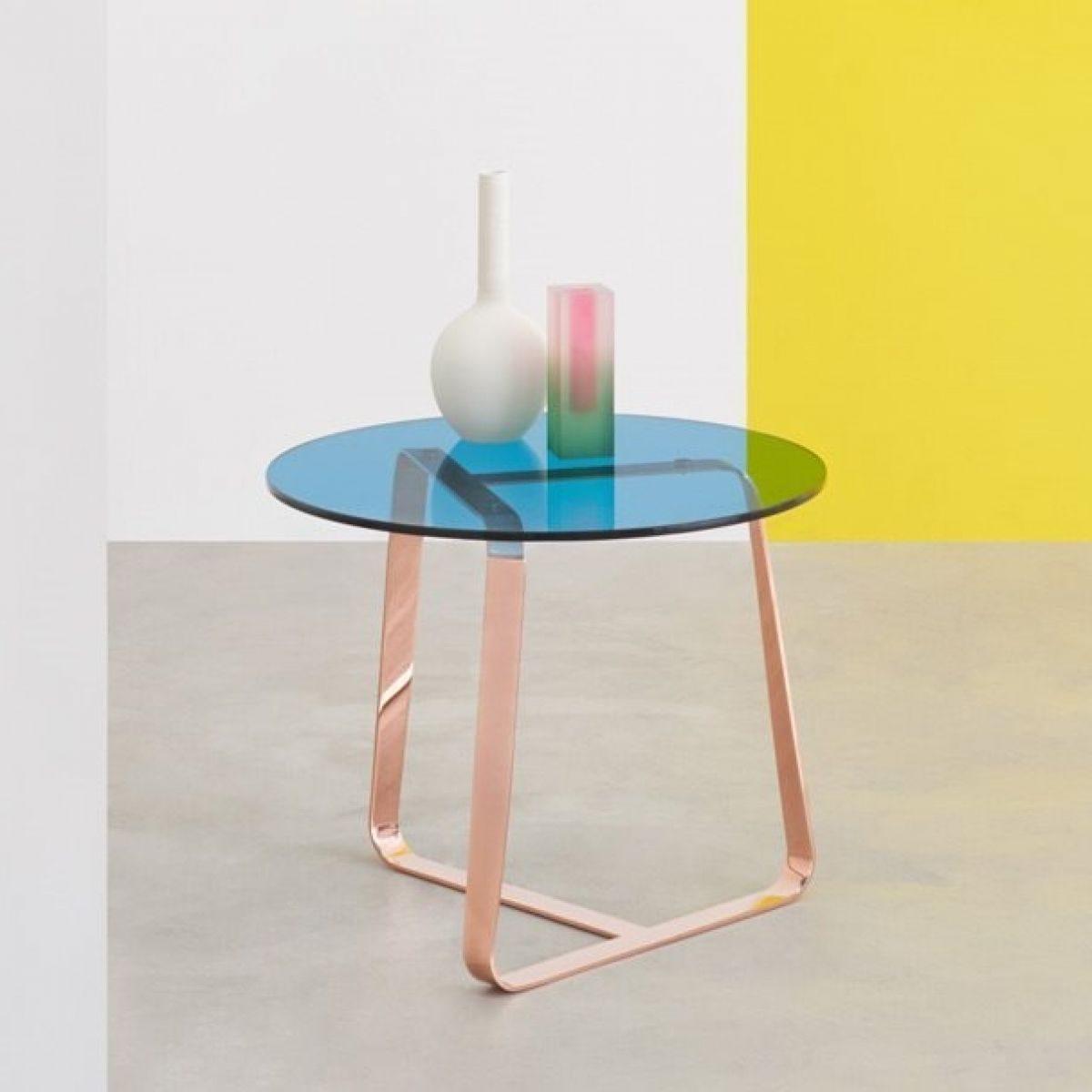 Table basse design Twister 721 d'Arik Levy pour Desalto – Design Ikonik