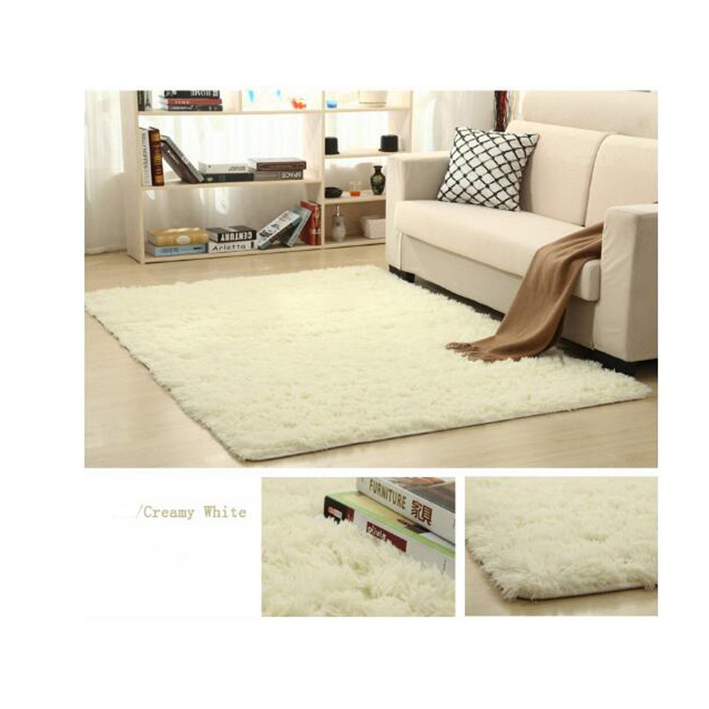 Tapis Afaw La Redoute zone tapis antidérapant grand soft touch shaggy épais tapis