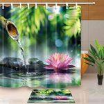 Cdhbh Zen méditation Décor Fleurs de Lotus Spa Nature et Feng Shui …