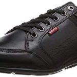 Levi's Toulon, Sneakers Basses homme, Noir, ...