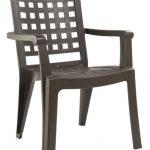 Grosfillex Chaise Bronze Bora