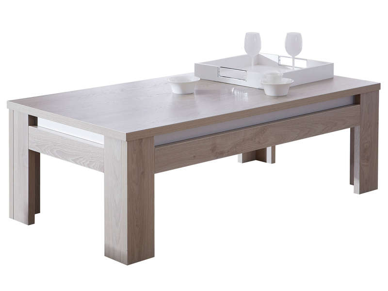 Table Basse Rectangulaire Malo Table Basse Conforama