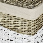 Lingère ASTRID – Vente de Panier à linge et corbeille – Conforama