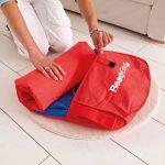 Matelas gonflable + sac de couchage enfant. EASY BED STAR WARS