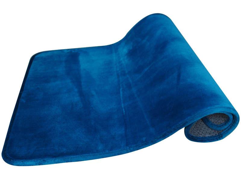Chez Conforama Carpette Cm Miki 60x115 Bleu Coloris deQrBoECxW