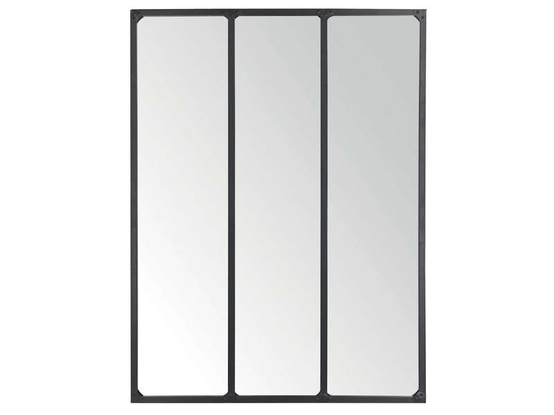 Miroir 90×120 cm MÉTAL 1