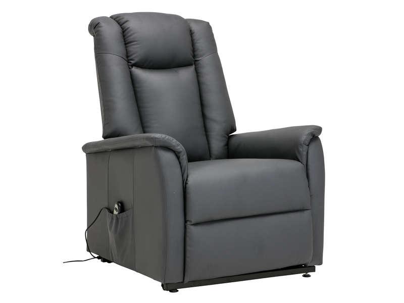 détaillant en ligne 01507 c9d10 Fauteuil de relaxation et releveur électrique MAX coloris ...