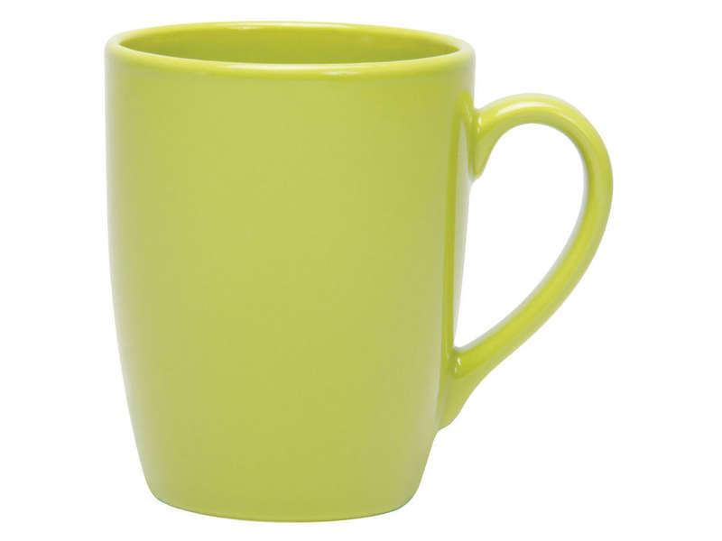 Mug 35 cl QUARY coloris rouge 1