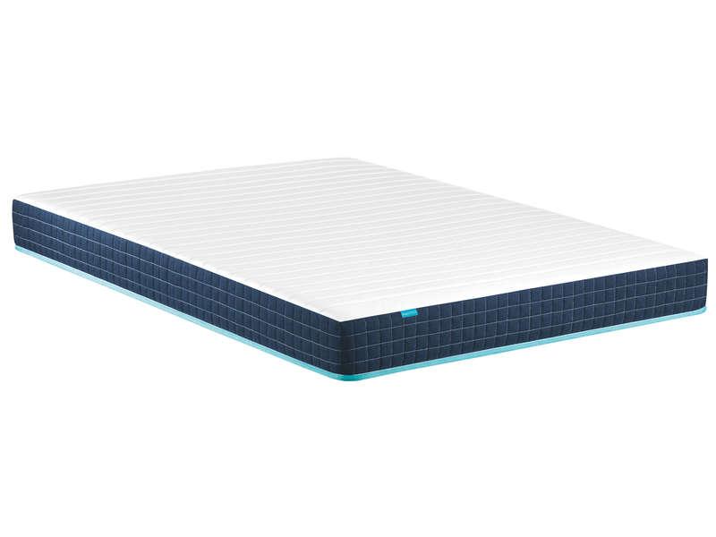 Matelas mousse 140×190 cm MERINOS COOL BED – Vente de Matelas 2 …
