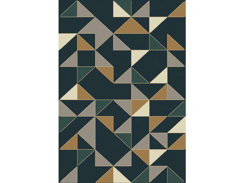 Tapis 160x230 Cm Cube Vente De Tapis Salon Et Chambre