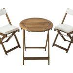 Lot de 2 chaises pliantes de jardin TRINIDAD coloris rose prix pas …