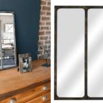 Enfin des Réductions sur des Miroirs Industriels Style Atelier !
