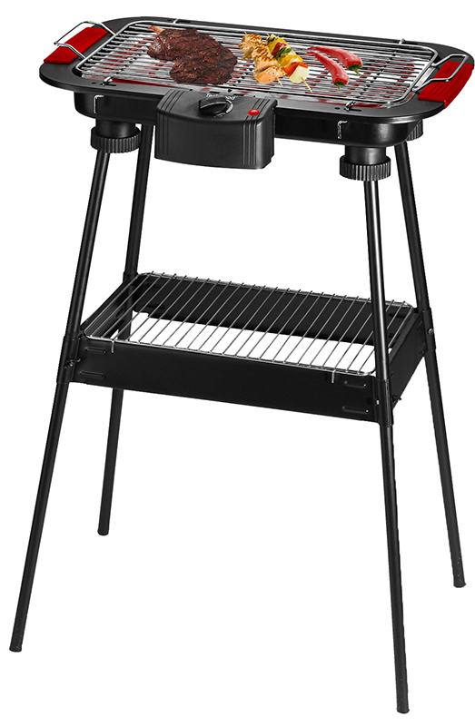 Barbecue electrique techwood tbq 825p