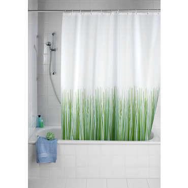 Rideau de douche NATURE Coloris vert 1