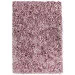 Tapis 160x230 cm geneva coloris rose