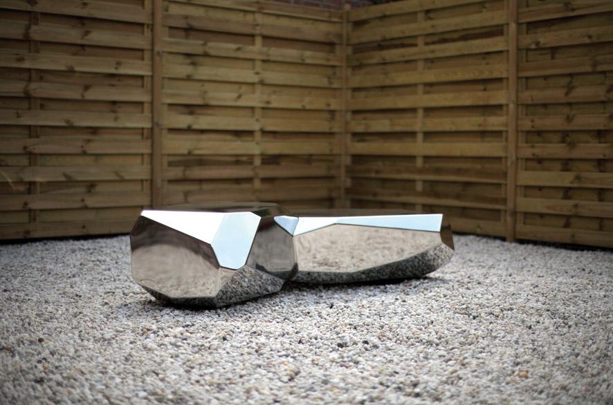 Espace futur la Rock Chamber par Arik Levy – Blog Esprit Design