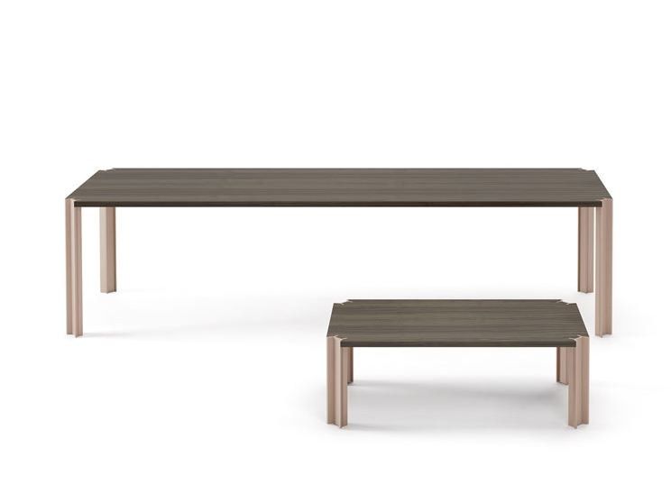 CROSSING | Tables basses By Punt design Arik Levy