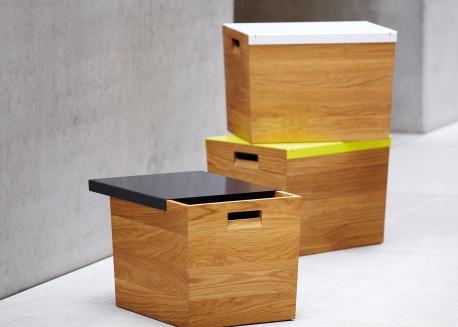 Boite De Rangement Design Scandinave Venus Et Judes