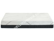 Nouveautes Lit Bultex Matelas mousse 160×200 cm TONIC TOUCH moins cher