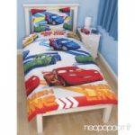Cars - Parure de lit Disney Speed Multicolore - 140cm x 200cm - pas cher  Achat