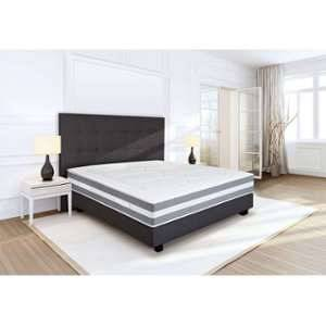 Matelas ressorts + sommier tapissier 180x200 cm VOLUPNIGHT BY CONFORAMA  PALACE PLAZA