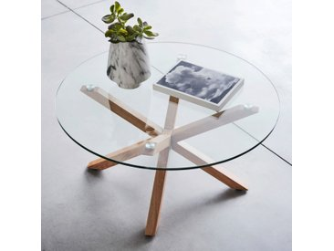 Table En Verre Comparez Et Achetez En Ligne Meubles Fr
