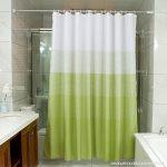 Imperméable résistant à la moisissure tissu en polyester rideau de …