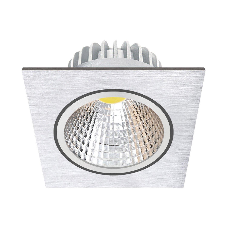 Kit 1 spot à encastrer salle de bain LED orientable Wels, 3W ...