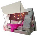 Lit tente avec tiroir-lit enfant - Mathy By Bols - Mizolana Déco Maison