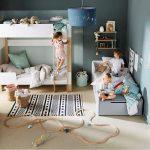 Lits superposés séparables HIMALAYA blanc/bois pas cher - Lit Enfant  Vertbaudet: (Maison): Vertbaudet Lits superposés séparables HIMALAYA blanc/bois  Lits ...