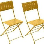 lot chaises de jardin