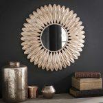 Miroir 90×120 cm MÉTAL pas cher – Avis et prix en promo