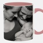 Mug photo personnalisé couleur | monAlbumPhoto