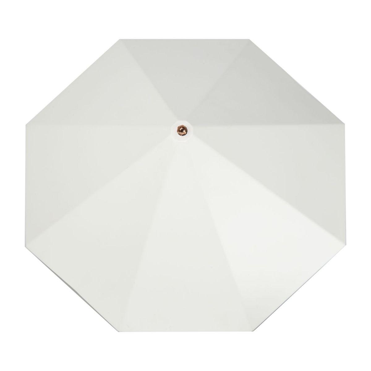 Parasol Blanc Habitat Lampes Métal Table De 8n0OXZNkwP
