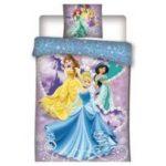 Disney Princesses - Princesses Disney Jasmine - Parure de Lit Enfant -  Housse de Couette