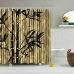 Rideaux de douche en bambou | Achetez sur eBay
