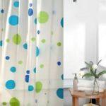 Rideaux de douche verts | eBay
